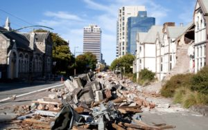 Blog - Earthquake safety preparedness